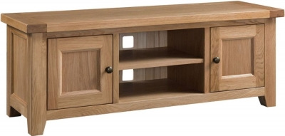 Colorado Oak TV Cabinet