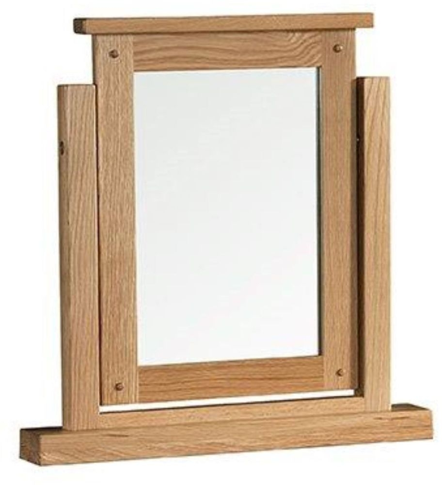 Colorado Oak Vanity Mirror