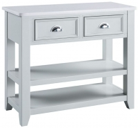 Compton Marble Top Console Table