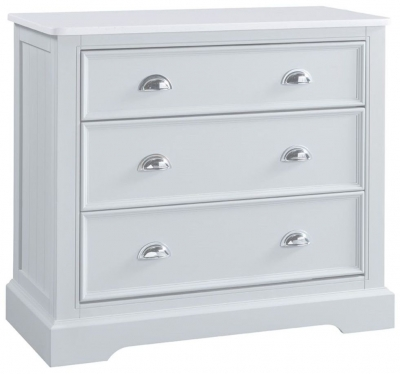 Compton Grey Painted Larder Base Unit