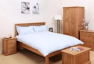 Dalton Oak Bedroom Package