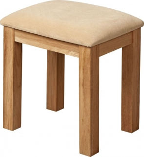 Dalton Oak Stool
