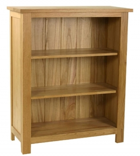 Essentials Oak Bookcase - Small