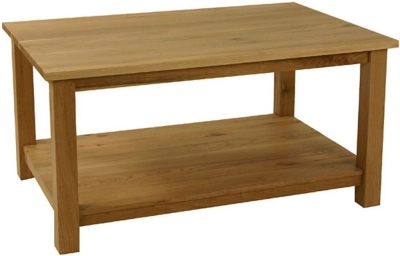 Essentials Oak Coffee Table