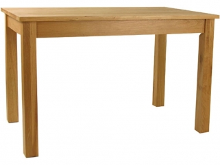 Essentials Oak Dining Table - Rectangular