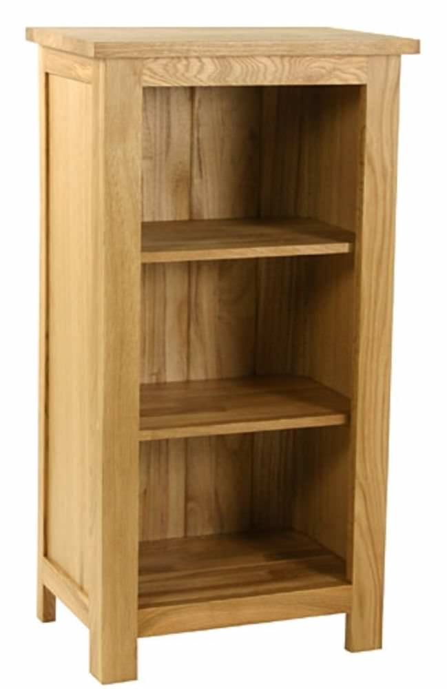 Essentials Oak Bookcase - Mini