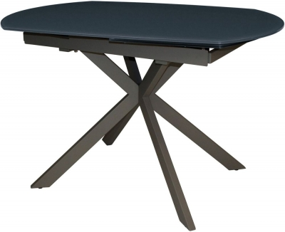 Flux Grey 120cm-180cm Extending Motion Dining Table