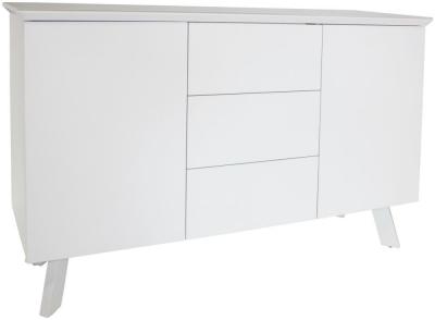 Flux White Large Sideboard