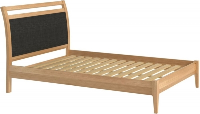 Forma Oak 5ft Bed