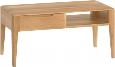 Forma Oak Coffee Table