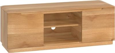 Forma Oak TV Cabinet