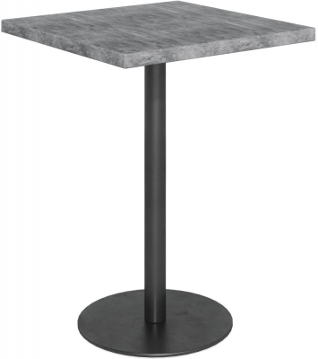 Fusion Stone Effect Bar Table