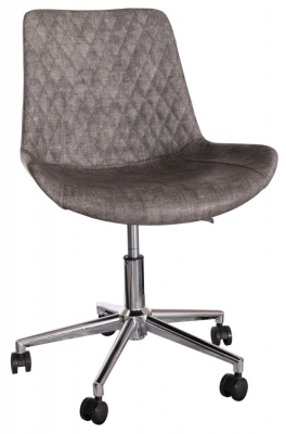 Fusion Fabric Swivel Chair