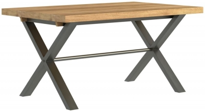 Fusion Oak 150cm Dining Table