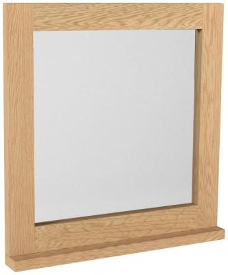 Fusion Oak Dressing Table Mirror