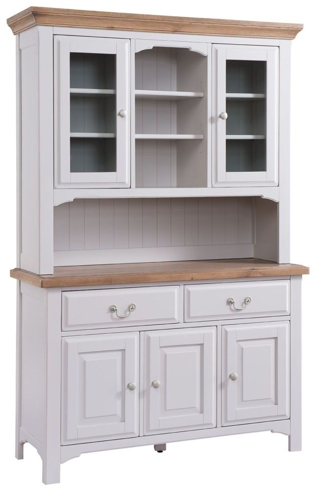 Georgia Dresser - Grey Painted