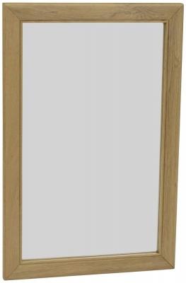Harmony Cobblestone Rectangular Wall Mirror - 60cm x 90cm