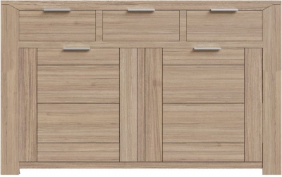 Laguna Oak Large Sideboard