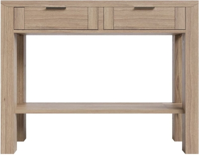 Laguna Oak Console Table