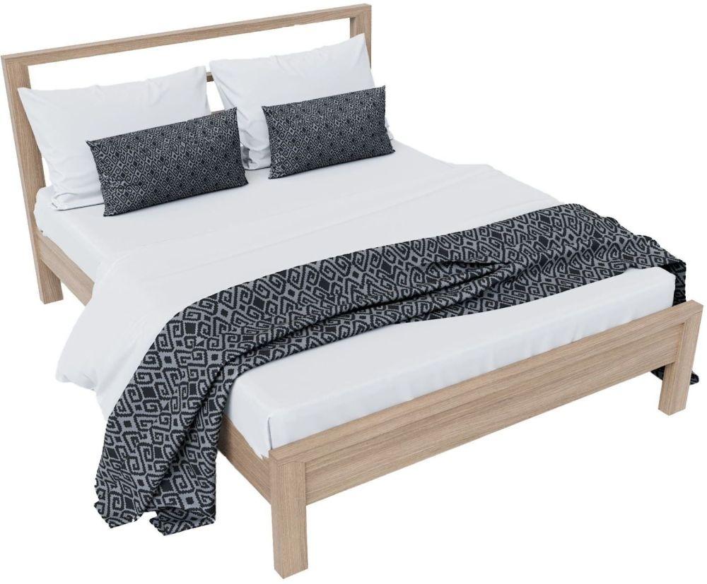 Laguna Oak Bed