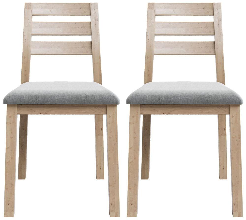 Laguna Oak Dining Chair (Pair)