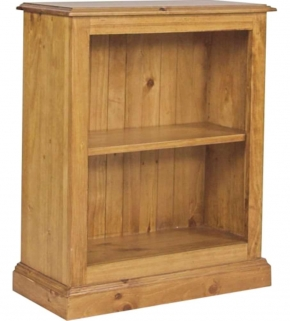 Langley Pine Bookcase - 26inch X 30inch