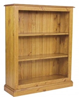 Langley Pine Bookcase - 36inch X 42inch