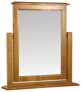 Langley Pine Swing Mirror