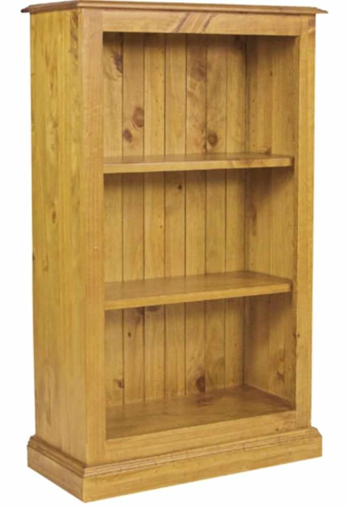 Langley Pine Bookcase - 26inch X 42inch