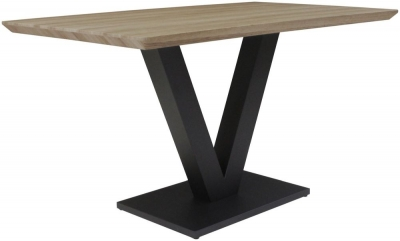 Larson Delta Oak Dining Table