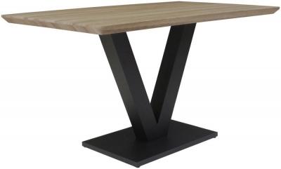 Larson Delta Oak Dining Table