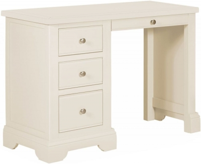 Lily White Painted Dressing Table