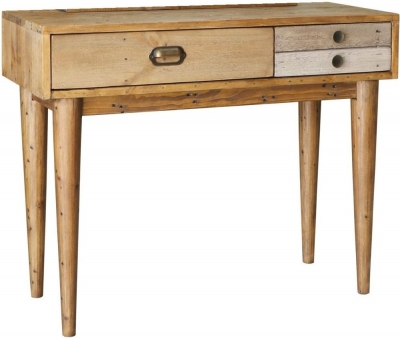 Loft Reclaimed Pine Dressing Table