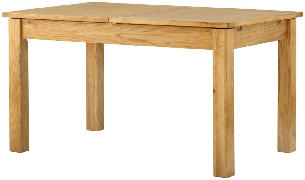 Lundy Oak Extending Dining Table