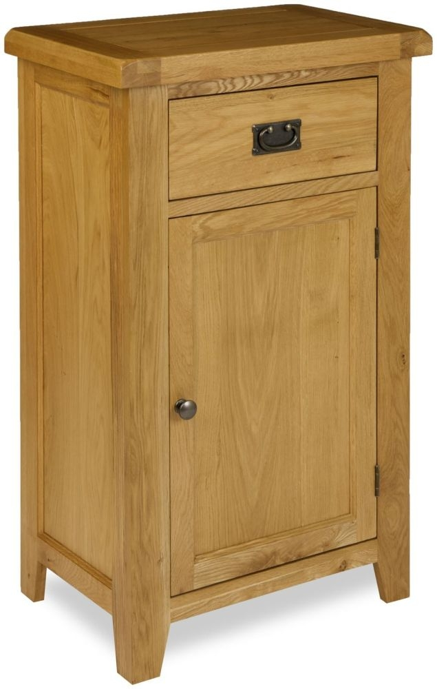 Manor Oak Hall Way Cupboard