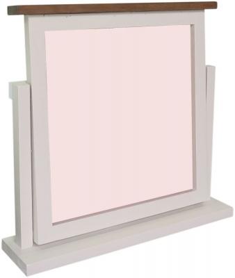 Melton Reclaimed Pine Dressing Table Mirror