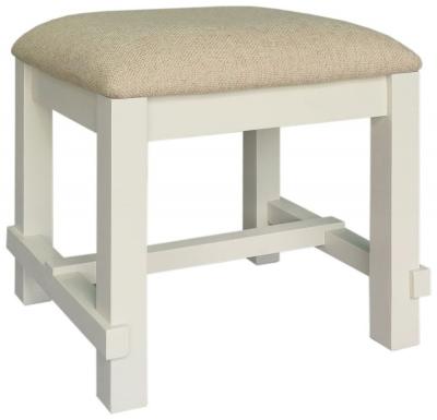 Melton Reclaimed Pine Dressing Table Stool