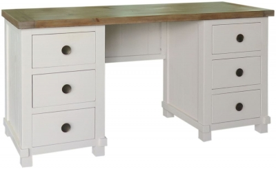 Melton Reclaimed Pine Dressing Table