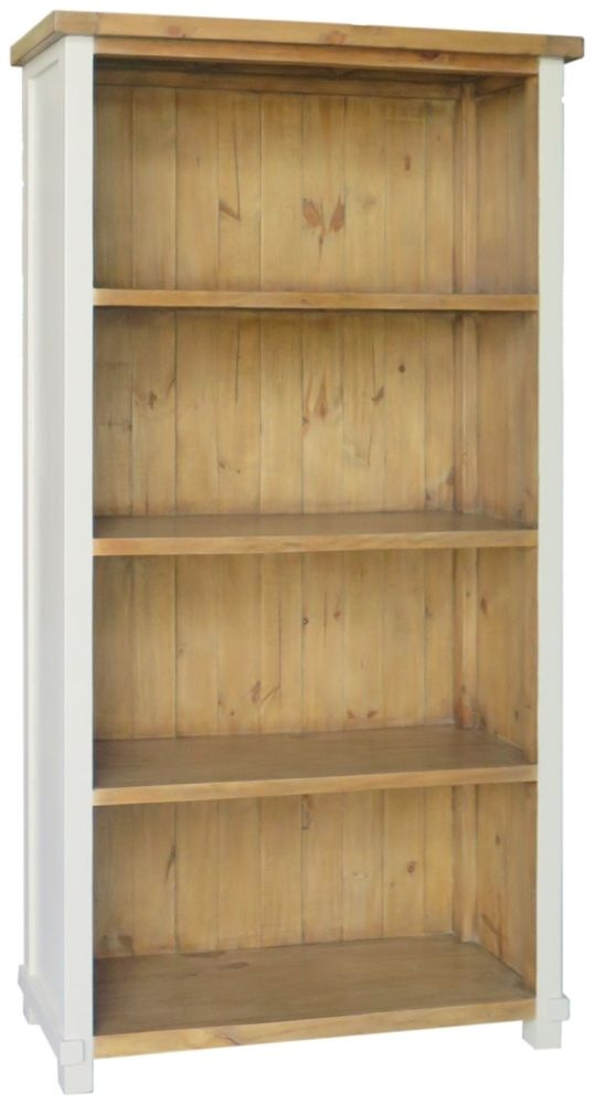 Melton Reclaimed Pine Bookcase