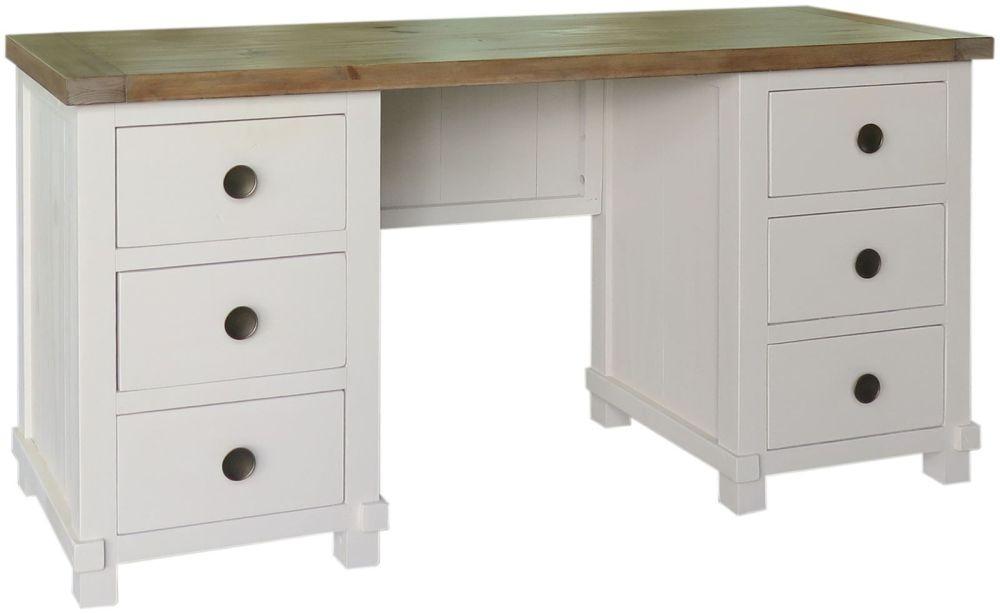 Melton Reclaimed Pine Dressing Table