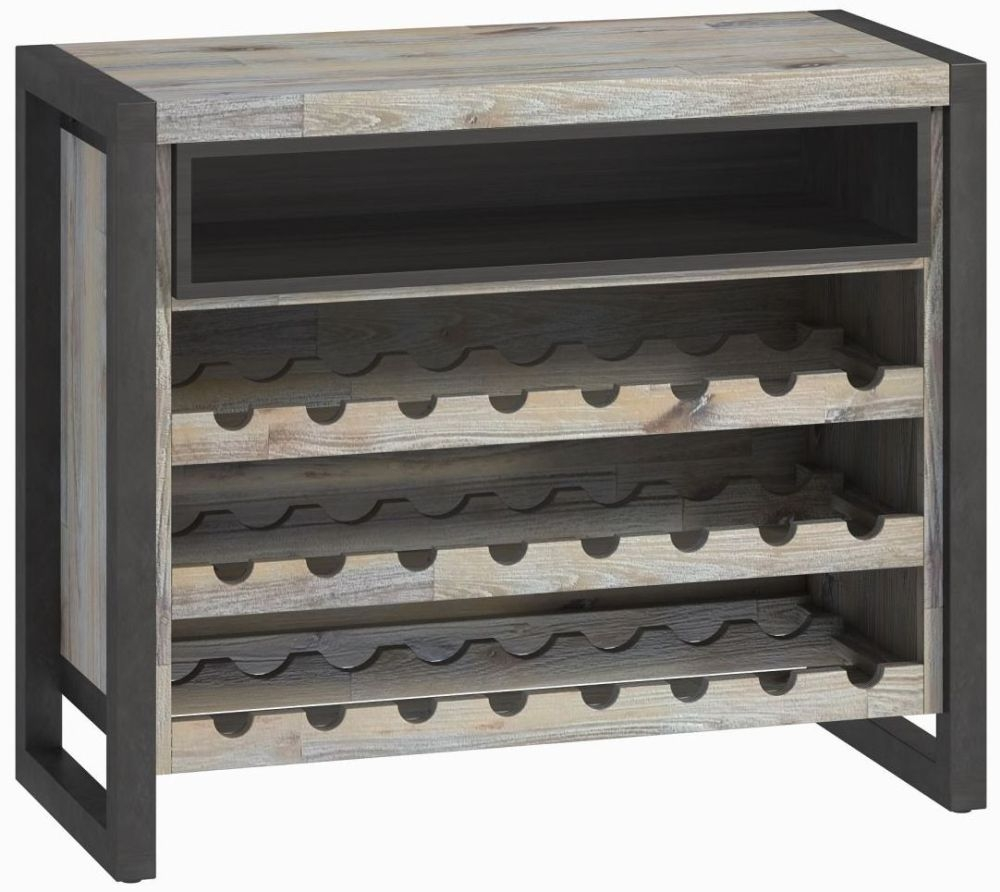 Metro Wine Cabinet