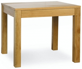 Milano Oak Dining Table - 90cm Square