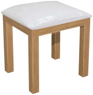 Milano Oak Stool