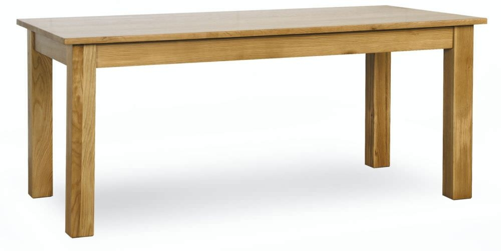 Milano Oak Dining Table - 1.5M