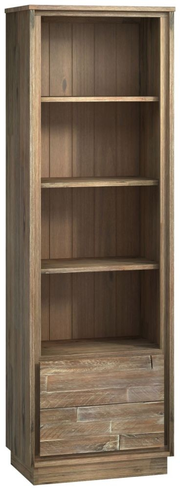 Napoli 2 Drawer Bookcase