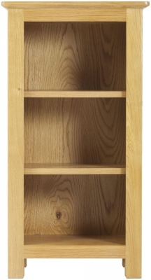 Nordic Oak Mini Bookcase