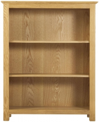 Nordic Oak Small Bookcase