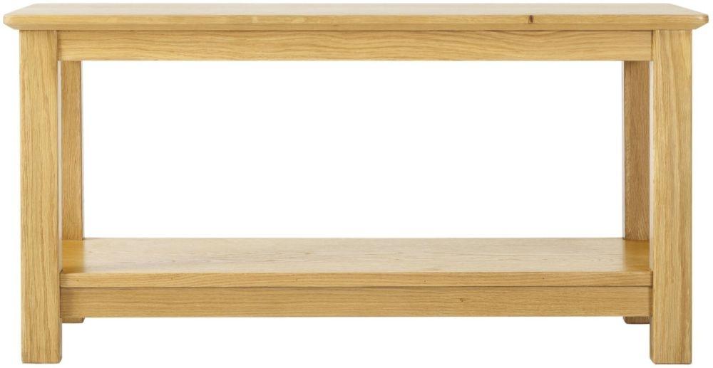 Nordic Oak Coffee Table