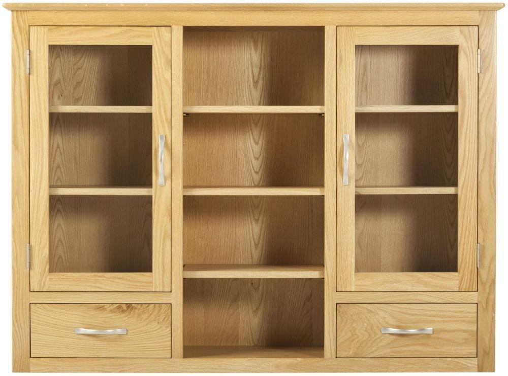 Nordic Medium Dresser Top - Oak