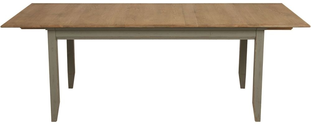 Normandy Painted Dining Table - 180cm-220cm Extending